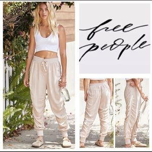 Free People Movement easy street jogger pants | L